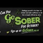 FREE Go Sober For October Pack 2014 - Gratisfaction UK
