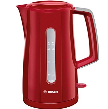 bargain bosch twk3a034gb village kettle 1 7 litre 3000. Black Bedroom Furniture Sets. Home Design Ideas