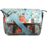 BARGAIN Lydc Women's Milly Floral Satchel NOW £6.17 At Amazon