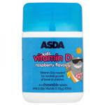 FREE Asda Vitamin D Tablets - Gratisfaction UK