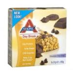 FREE Atkins Cereal Bar - Gratisfaction UK