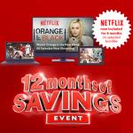 FREE Netflix 6 Month Membership With Virgin Media Bundles - Gratisfaction UK