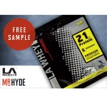 FREE LA Muscle Protein Sample - Gratisfaction UK
