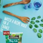 FREE Florette Baby Kale Salad - Gratisfaction UK
