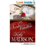 FREE Secret Valentine Kindle Book Rated 4 Stars - Gratisfaction UK