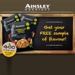 FREE Ainsley Harriott Cous Cous - Gratisfaction UK