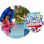 FREE Great British Tennis Weekend 2015