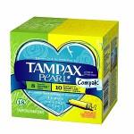 FREE Tampax Compak Pearl Tampons