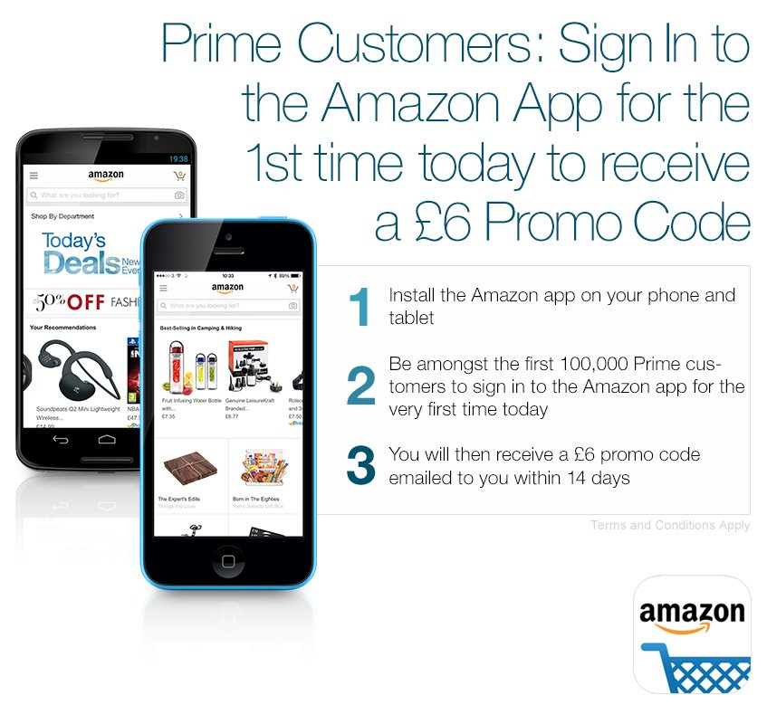 Amazon Uk: FREE £6 Amazon Credit