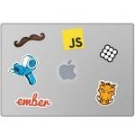 FREE Dev Stickers - Gratisfaction UK
