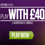 FREE Ladbrokes £30 Bingo Credit - Gratisfaction UK
