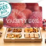 FREE Graze Snack Box - Gratisfaction UK