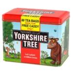 FREE Yorkshire Tree Tea Caddy