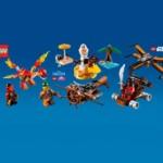 FREE Five Toy LEGO Bundle