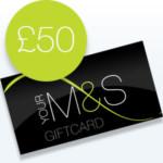 FREE £50 M&S Voucher - Gratisfaction UK