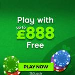 FREE 888 Casino Bonus - Gratisfaction UK