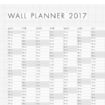 FREE Horslyx 2017 Wall Planner