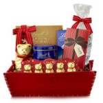 FREE Lindt Chocolate Hampers