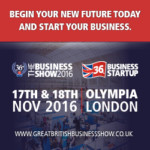 FREE The Business Show 2016 Tickets - Gratisfaction UK