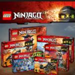 FREE Ultimate LEGO® Ninjago Bundle