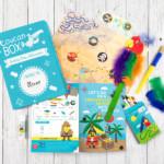 FREE Kids Activity Box - Gratisfaction UK