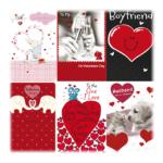FREE Valentine's Card - Gratisfaction UK