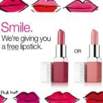 FREE Clinique Pop Lip Colour And Primer - Gratisfaction UK