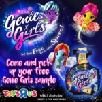 FREE Genie Girls Packs - Gratisfaction UK