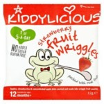 FREE Kiddylicious Strawberry Treat - Gratisfaction UK