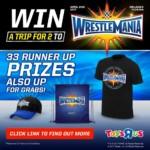 FREE WWE Goodie Bags - Gratisfaction UK