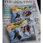 FREE LEGO Batman Toy - Gratisfaction UK