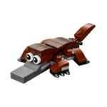 FREE LEGO Platypus Mini Model - Gratisfaction UK