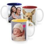 FREE 11oz Personalised Snapfish Mug (£2.99 P&P)