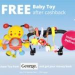FREE Baby Toy - Gratisfaction UK