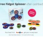 FREE Fidget Spinner - Gratisfaction UK