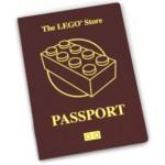 FREE LEGO® Passport - Gratisfaction UK