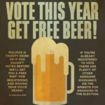 FREE Vote For Beer - Gratisfaction UK