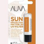 FREE AUVA Sun Protection 20 Lip Care