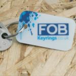 FREE Fob Keyrings