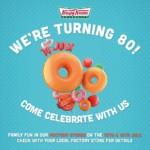 FREE Krispy Kreme Activity Packs - Gratisfaction UK