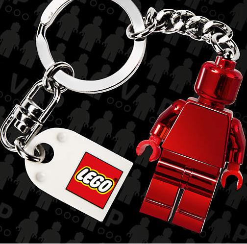 FREE LEGO VIP Keychain   Gratisfaction UK