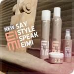 FREE Wella EIMI Products