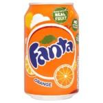 FREE Fanta Orange Drinks - Gratisfaction UK