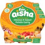 FREE For Aisha Tray Meal