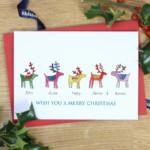 FREE Christmas Cards - Gratisfaction UK