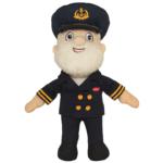 FREE Captain Birds Eye Soft Toy - Gratisfaction UK