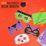 FREE Halloween Mask Making - Gratisfaction UK