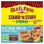 FREE Old El Paso Mini Soft Taco Kit - Gratisfaction UK