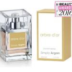 FREE Simply Argan Arbre D'or Perfume