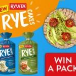 FREE Ryvita Rye Cakes - Gratisfaction UK